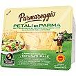 Petali di Parma queso grana padano laminado paquete 100 G Paquete 100 g Parmareggio