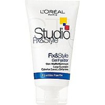 Studio Line L'Oréal Paris Gel Fix&Force fuerte tubo 150 ml