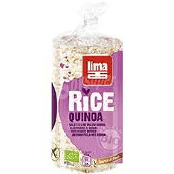 LIMA Tortita de arroz-quinoa Paquete 100 g