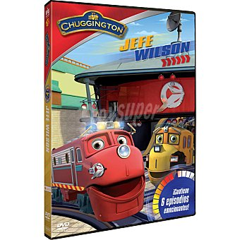 Chuggington. 2ª Temporada, Vol. 4 DVD