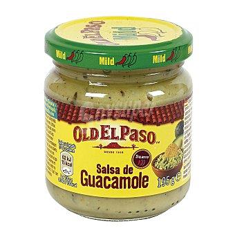 Old El Paso Frasco salsa de guacamole Tarro 195 g