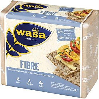Wasa Biscotes integrales con fibra Paquete 250 g