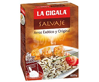 La Cigala Arroz Salvaje 500 g