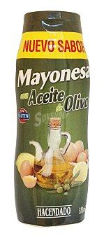 Hacendado Mayonesa aceite oliva Bote 310 cc