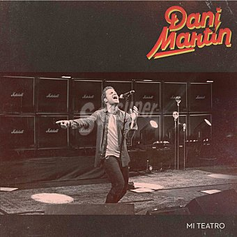 """Dani Martín """"Mi teatro"""""""