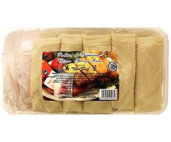 Manfong Rollitos de Primavera + Salsa Manfong 5 Unidades 160 Gramos