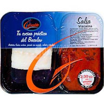 Giraldo Bacalao-salsa vizcaina 300 g