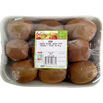 E.SANCHEZ Kiwi ecológico Bandeja 900 g peso aprox.