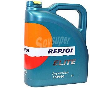 REPSOL Aceite mineral para vehículos diésel y gasolina 5 Litros