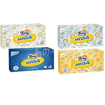 Foxy Tissues Mega 2 capas 200 ud 200 ud