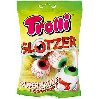 Trolli Caramelos con forma de ojos especial Halloween  bolsa 75 g