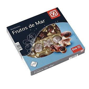 DIA Bombones frutos de mar Caja 250 gr