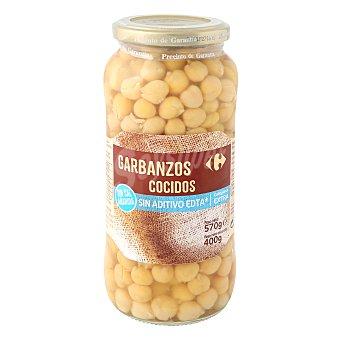 Carrefour Garbanzo cocido categoría extra 400 g
