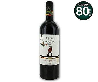 Ribera de Los Molinos Vino tinto Cabernet Botella de 75 Centilitros