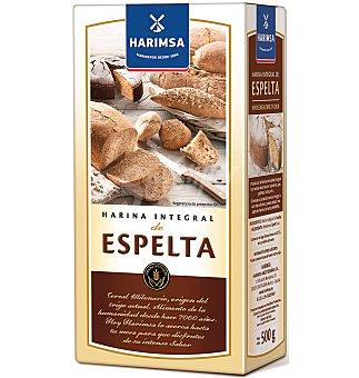 Harimsa Harina de espelta integral 500 gr