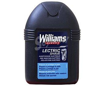 Williams Expert loción pre-afeitado Lectric Shave Frasco 100 ml