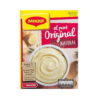 Maggi Puré de patatas al natural Caja 460 g
