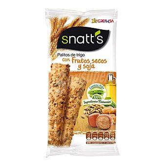 Snatt's Grefusa Rosquilletas con frutos secos y soja 65 g