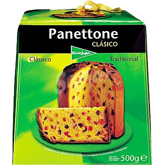 El Corte Inglés Pannetonne Clásico Estuche 500 g