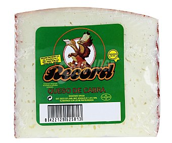 Record Queso de cabra 330 gramos