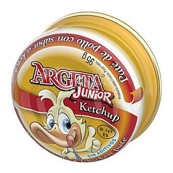 Argeta Pate de pollo con ketchup 95 g
