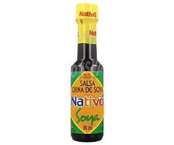 Nativo Salsa de soja Frasco de 220 gr