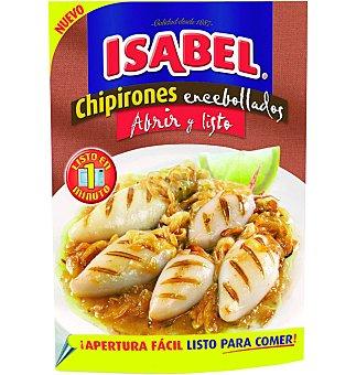Isabel Chipirones encebollados Sobre de 70 g
