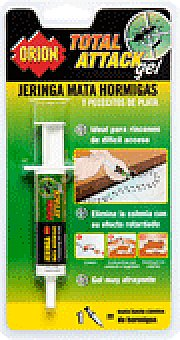 Orion Jeringa hormigas 50 ML