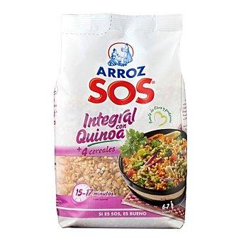 Sos Arroz integral con quinoa y 4 cereales Paquete de 500 g
