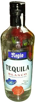 Regio Tequila blanco Botella de 70 cl