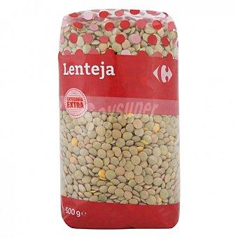 Carrefour Lenteja castellana categoría extra 500 G 500 g