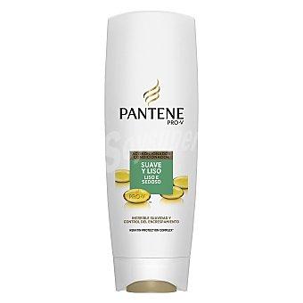 Pantene Pro-v Acondicionador para cabello normal o grueso suave y liso 675 ml