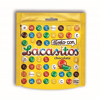 Lacasitos Lacasa Grageas de chocolate 190 g