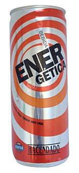 Hacendado Bebida energética Lata 250 ml