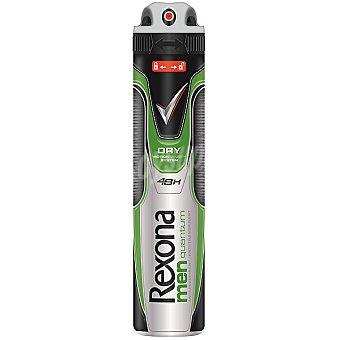 REXONA Men Desodorante Quantum sin alcohol envase 200 ml Envase 200 ml