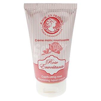 Jeanne en Provence Crema de manos rosa 75 ml