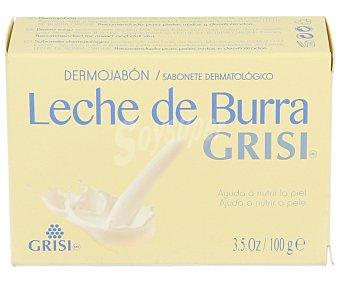 GRISI Dermojabón de leche de burra 100 mililitros
