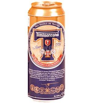 Timisoreana Cerveza lux premium 500 ml