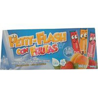 Petit Flash Frutas Con 9x40g