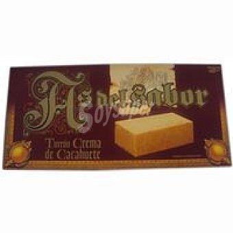 As del sabor Turrón duro de cacahuete Caja 150 g