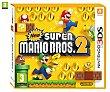 Videojuego New Super Mario Bros2 para Nintendo 3DS, 3DSXL. Género: plataformas. Recomendación por edad pegi: +3 - 1 Unidad 1u PLATAFORMAS