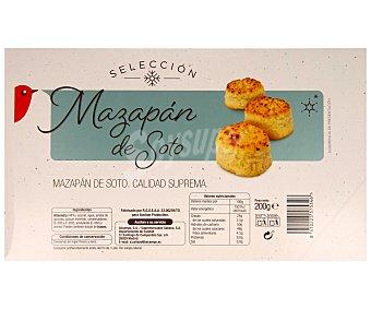 Auchan Mazapanes de Soto 200 gramos