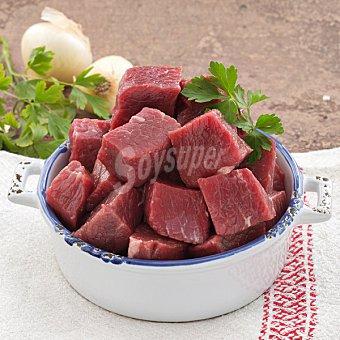 Ternera carne magra troceada/ragout para guisar 100 gramos