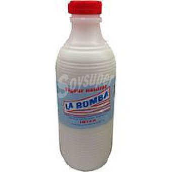 La Bomba Yogur natural Botella 1 litro