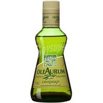 Oleaurum Aceite de o. v. extra Coupage Siurana Botella 25 cl