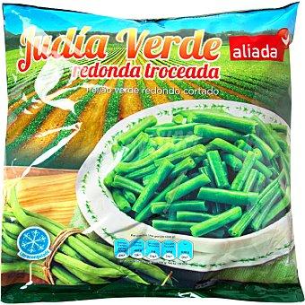 Aliada Judía verde redonda troceada Bolsa 1 kg