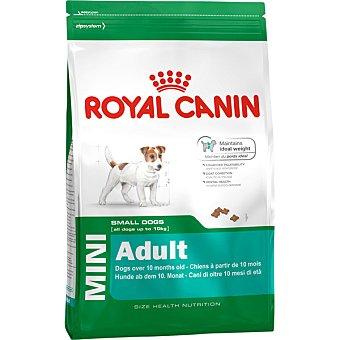 ROYAL CANIN MINI ADULT Producto especial para perros de razas mini adultos bolsa 8 kg Bolsa 8 kg