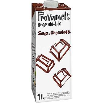 Provamel Organic Bio bebida de soja sabor chocolate ecológica Envase 1 l