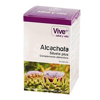 Viveplus Alcachofa cápsulas 50 ud