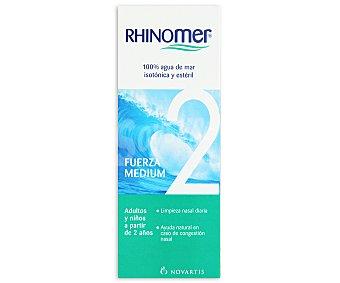 RHINOMER Agua de mar ,limpieza nasal fuerza medium 2 115 Mililitros
